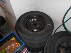 Letní pneu s disky na Peugeot 206 (1582048082/3)