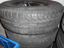 Letní pneu s disky na Peugeot 206 (1582048083/3)