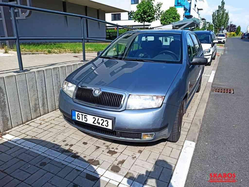 Škoda fabie 1,4.16V.55Kw.2002. (1/3)