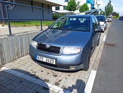 Škoda fabie 1,4.16V.55Kw.2002.