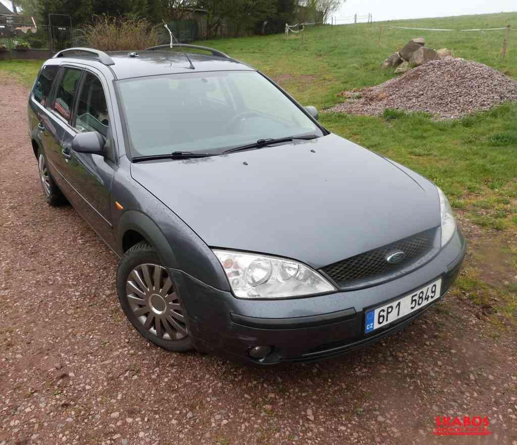 Prodám-Ford Mondeo Combi 1.8i-benzín,92kw,r.v.2003 (1/5)