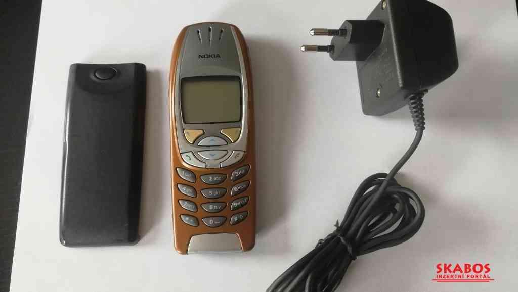 Prodám, Nokia 6310, po repasu v záruce (1/3)