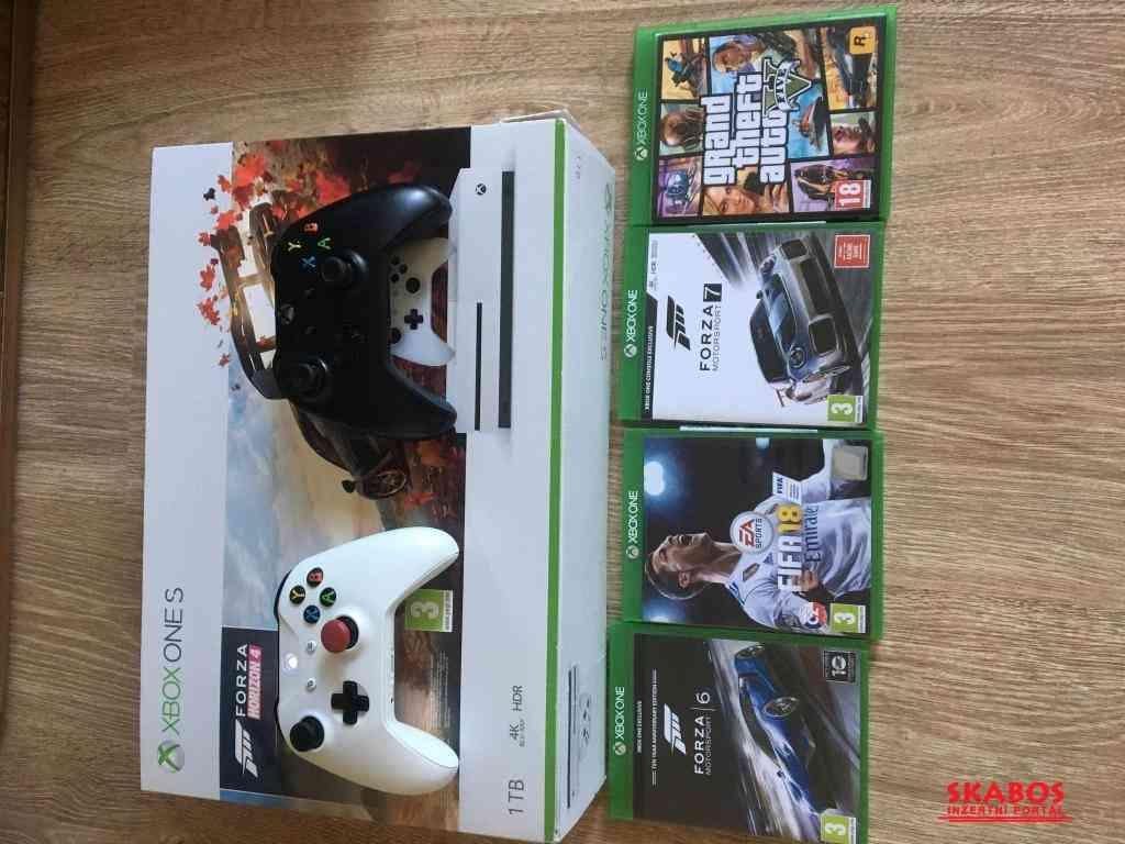 Xbox oneS 1tb (1/1)