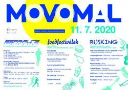 MOVOMAL - běh - festiválek - busking