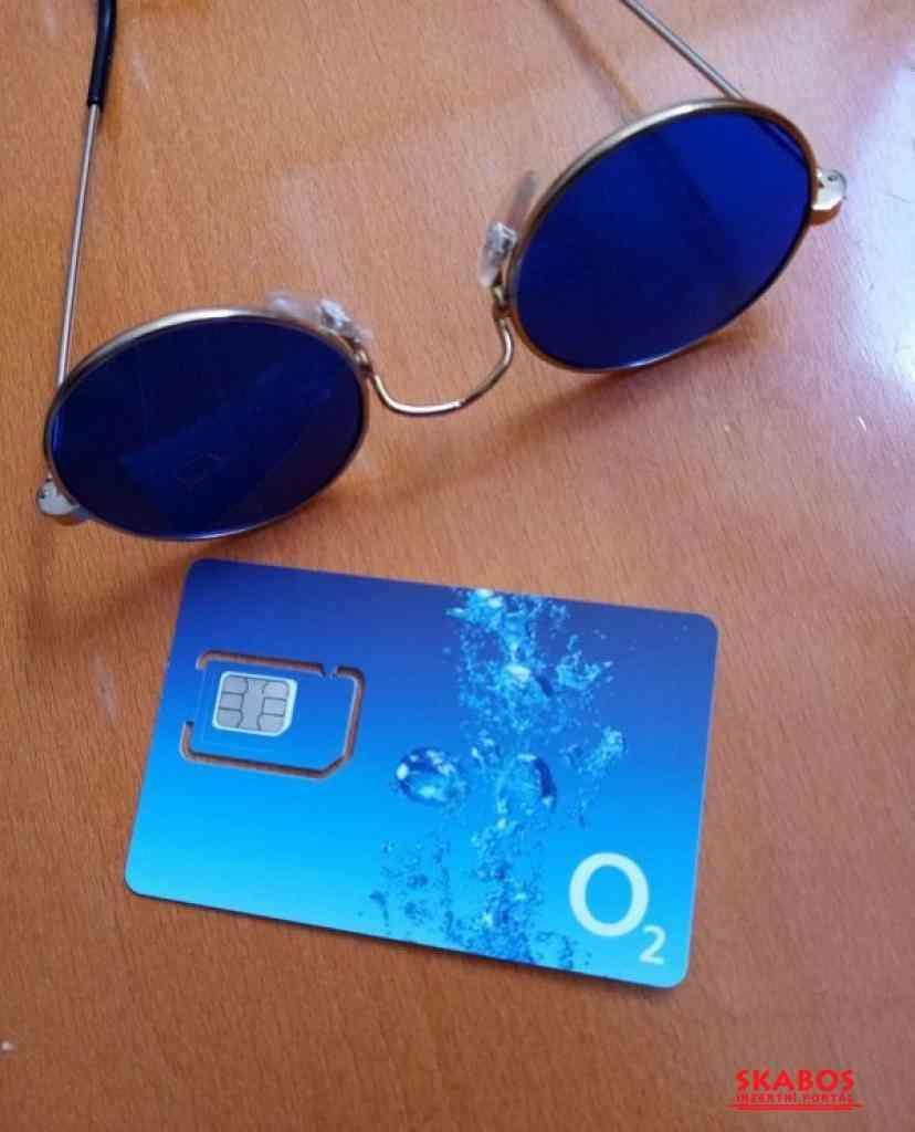 SIM karta s neomezeným internetem (1/1)