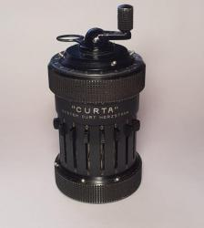 CURTA I. calculator