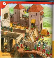 RYTÍŘI A HRADY (1597008790/5)