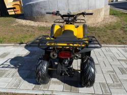 Dětská čtyřkolka Toronto 125cc 1G7 Deluxe - žlutý (1597508726/5)