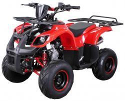 Dětská čtyřkolka Toronto 125cc 1G7 Deluxe- Červená