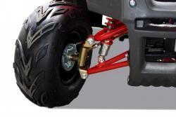 Dětská čtyřkolka Toronto 125cc 1G7 Deluxe- Červená (1597508989/5)