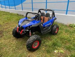 Elektrické autíčko NEW RSX 4x4, 2x12V Modré