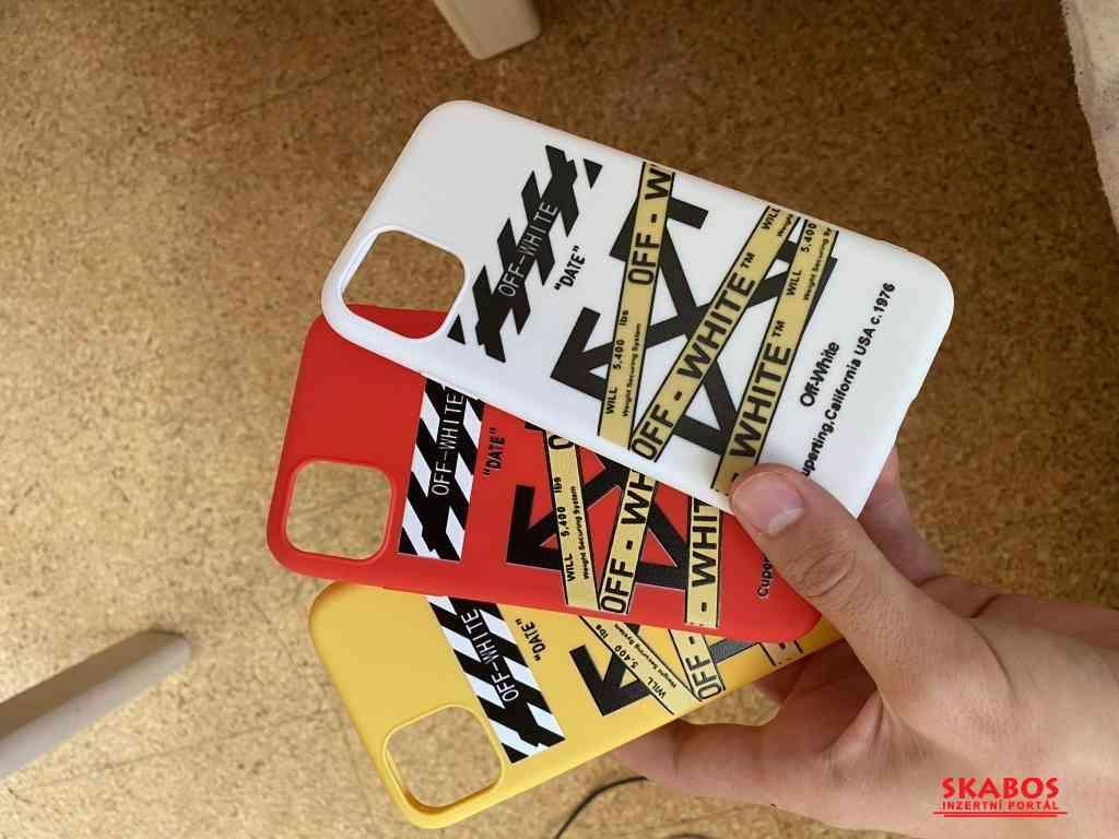 Iphone 11 obaly Orifinal OFF WHITE (1/1)