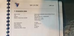 Fermat WH 10 CNC