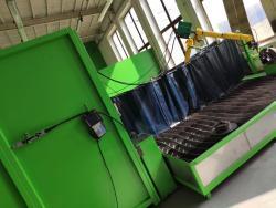 robotické svařovací pracoviště TIG /plasma