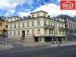 Byt 2+kk, 59 m², Mariánské Lázně, ul. Dykova