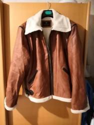 Nová kožená bunda