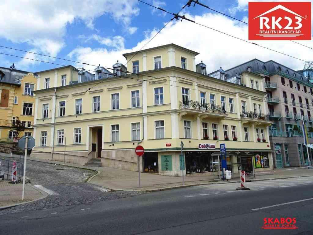 Byt 2+kk, 59 m², Mariánské Lázně, ul. Dykova (1/9)