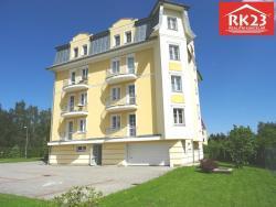 Byt 2+kk, Dvojgaráž, 84 m², Mariánské Lázně, ul. B