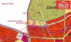 Ostatní pozemky, 2990 m², Zádub-Závišín (1602757168/7)