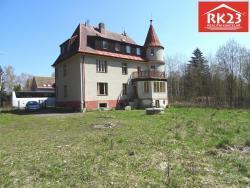 Rodinný dům, Mariánské Lázně - Skláře (1602758417/20)