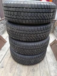 Prodám sadu 4 ks zimních pneu