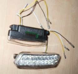 Svetla pro denní svícení DRL 2x18 led.12/24v. (1603041978/5)