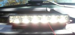 Svetla pro denní svícení DRL 2x6 led. (1603042488/5)