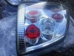 Zadní tuningové svetla Opel Astra G. (1603042715/4)