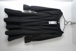 Černé šaty Boohoo nové s visačkou vel. M