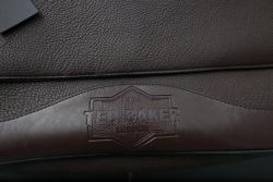 Hnědá kožená taška přes rameno Ted Baker nová (1603456358/3)