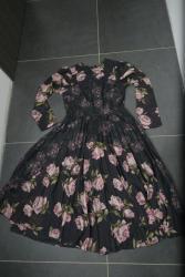 Květinové šaty s krajkou Asos nové vel. M