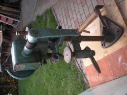 Stroj na konzervy tovární výroby Typ KO 3