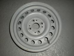Disk plechový  5 1/2  J x 14