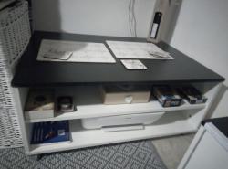 Skříňky, tv stolek, relaxační křeslo, taburet (1603652664/5)