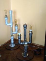 Ručně vyráběné svícny