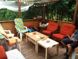 Zahrada a byt v Teplicích