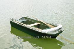 Pramice, rybářský člun, veslice,  loď Karolina 330 (1603867902/6)