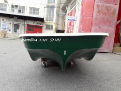 Pramice, rybářský člun, veslice,  loď Karolina 330 (1603867903/6)