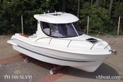 Motorový kajutoý člun PH 580