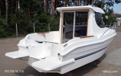 Motorový kajutoý člun PH 580 (1603870389/5)