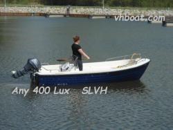Motorový člun Any 400 Lux