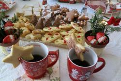 Domácí, máslové vánoční cukroví z jižních Čech