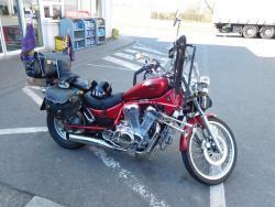 motocikl CHOPPER