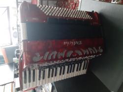 Prodám nový klavesový akordeon DELICIA Chorál 26 (1604489073/2)