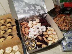 Vánoční cukroví BRNO - rozvoz zdarma