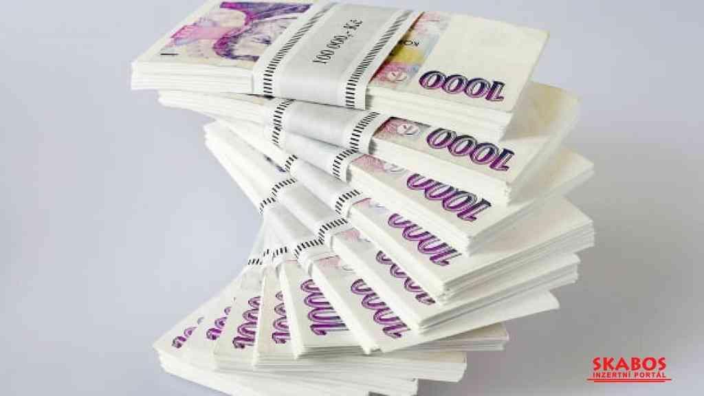 Rychlá půjčka,až 800 000 Kč (1/1)