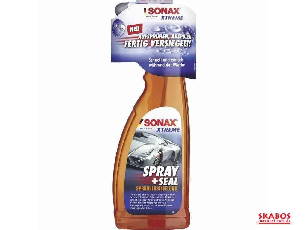 SONAX XTREME Spray + Seal 750 ml (1/1)