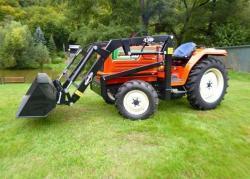 Traktor Hinomoto 23N9-DiN