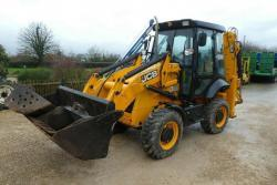 Traktorbagr JCB 2CX - Jen 412 Mth