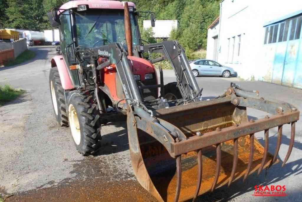 Traktor Zetor Super 63-4I (1/4)